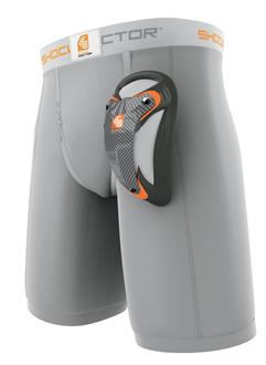 Shock Doctor Shock Doctor Ultra Mma Short & Ultra Carbon Flex Cup